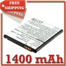 BATTERY LG BL-53QH FOR Escape F160K F160L Optimus 4X HD Optimus L9 Optimus LTE 2