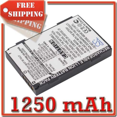BATTERY YAKUMO E3MT041202 E3MT041202B12A E3MT12110211 E4MT101202B12 FOR Delta X GPS