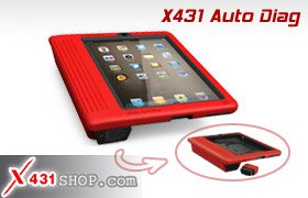 LAUNCH X431 iDiag Auto Diag Scanner for IPAD and iPhone Free Shipping