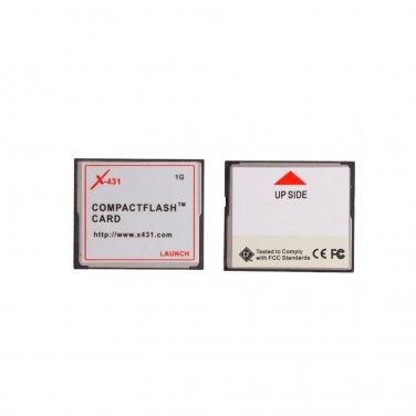 Original LAUNCH X431 CF Memory Card 1GB Free Shipping