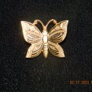 Small Butterfly Pin
