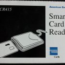 American Express SMART CARD Reader GCR415 for Windows NT/98/95