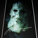 "Tyler Mane A.K.A. ""MICHAEL MYERS"" Rob Z. Halloween SIGNED 12X18 Glossy Paper!!!"