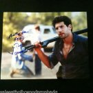 Jon Bernthal Shane Walsh The Walking Dead HAND signed 8X10 W/COA