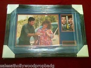 """IDENTITY THIEF"" JASON BATEMAN & MELISSA MCCARTHY Signed Framed 26X18"