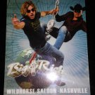 Big & Rich The Wreckers Private Wildhorse Saloon 8/23/06 Hard Plastic Pass