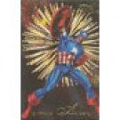 Captain America Card