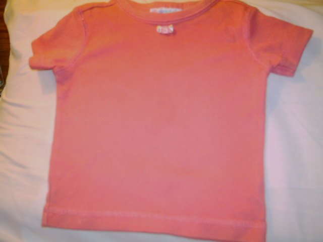 0- 3 MTHS - MINIWEAR - INFANT GIRL -PULLOVER SHRT