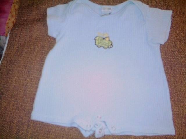 6 - 9 MTHS - 123KIDS - INFANT BOY ONSIE