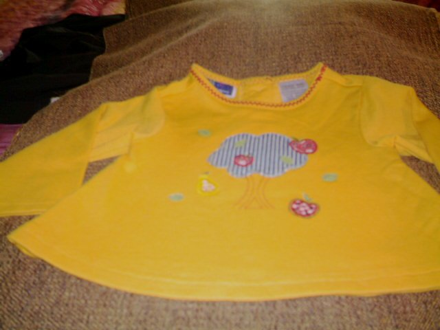 12 MTHS - THE MAYFAIR COM. - INFANT GIRL SHIRT