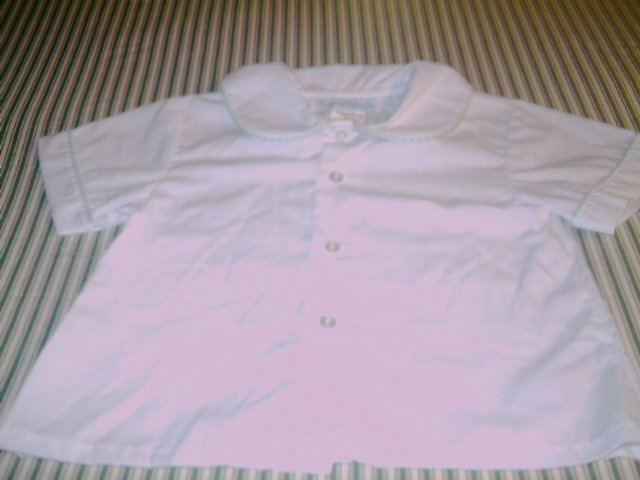 24 MTHS - HOUSE OF HAITEN - INFANT BOYS DRESS SHIRT