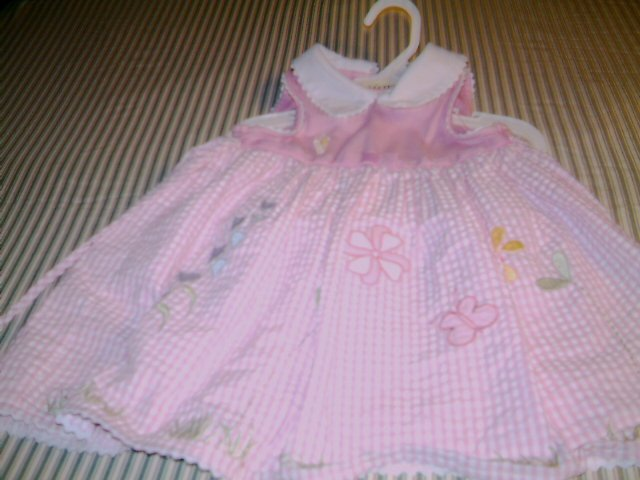 18 MTHS - PLAYSKOOL - INFANT GIRL - SUN DRESS