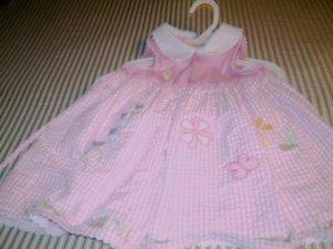 18 MTHS - PLAYSKOOL - INFANT GIRL - SUN DRESS