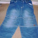 24 MTHS - INFANT BOYS - FADED DENIM JEAN