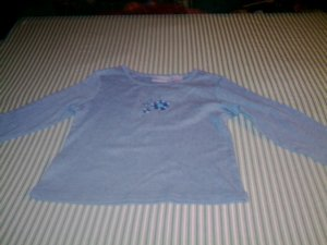 SIZE 5 - GIRL CONNECTION - GIRLS - LONG SLEEVE SHIRT