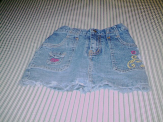 SIZE 6 - OP - GIRLS - SKOOTER SKIRT