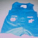 24 MTHS - NURSERY RHYME - INFANT BOY ROMPER