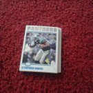lot of 10 2004 topps chrome football cards