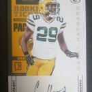 2012 Panini Contenders #113A Casey Hayward AU RC