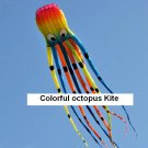 Colorful octopus Kite 7.5M Long