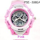 Pasnew 308A/GA  dual display electronic , waterproof sports , students , child watch