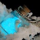 Okinawa Love Sand Lucky fluorescence phone chain,
