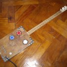 Cigar Box Guitar - 3 String - Hand Crafted