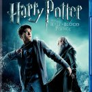 Harry Potter and the Half Blood Prince Bluray Like New Condition Complete!