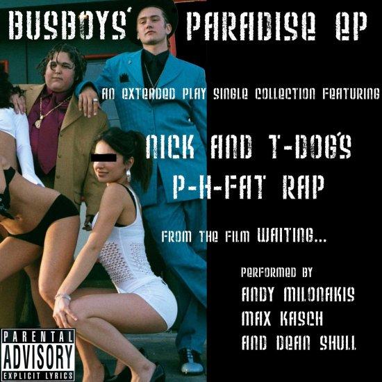 Busboys' Paradise EP
