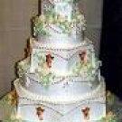 Blissful Wedding Cheese Cake