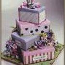 Custom Made Wedding Cake