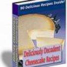 Cheese Cake Recipe Book