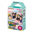 1 Pack Stained Glass FujiFilm Fuji Instax Mini Film, 10 Instant Photos Polaroid 7S 8 25 50S 70 X136