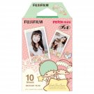 1 Pack Sanrio Little Twin Stars FujiFilm Fuji Instax Mini Film, 10 Photos Polaroid 7S 8 25 70 X240