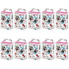 10 Packs Sanrio Hello Kitty 2016 FujiFilm Fuji Instax Mini Film, 100 Photos Polaroid 7S 8 70 X349