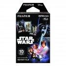 1 Pack Star Wars FujiFilm Fuji Instax Mini Film, 10 Photos Polaroid 7S 8 25 50S 70 X338