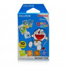 1 Pack Doraemon Four Seasons FujiFilm Fuji Instax Mini Film, 10 Photos Polaroid 7S 8 25 50S 70 X343