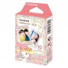 1 Pack Sanrio My Melody 2015 FujiFilm Instax Mini, 10 Photos Polaroid 7S 8 25 50S 70 X339