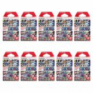 10 Packs One Piece 2015 FujiFilm Instax Mini, 100 Photos Polaroid 7S 8 25 70 X340