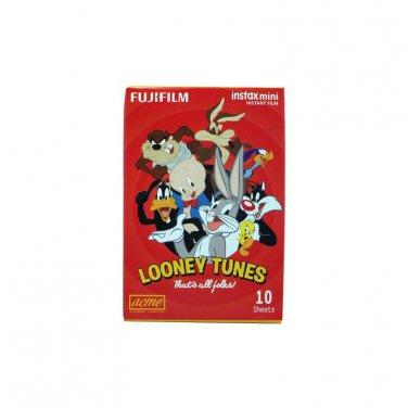 1 Pack Looney Tunes That's all folks! FujiFilm Instax Mini, 10 Photos Polaroid 7S 8 25 50S 70 X342