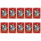 10 Packs Looney Tunes That's all folks! FujiFilm Instax Mini, 100 Photos Polaroid 7S 8 25 70 X342