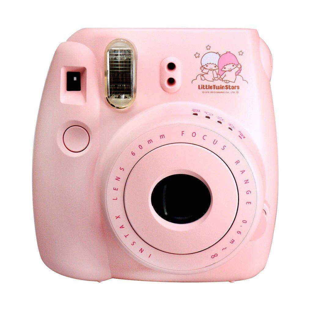 Pink Sanrio Little Twin Stars Fujifilm Fuji Instax Mini 8