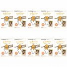10 Packs Sanrio Gudetama Egg FujiFilm Instax Mini,100 Photos Polaroid 7S 8 25 50S 70 X351
