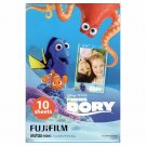 1 Pack Disney Pixar Finding Dory FujiFilm Instax Mini, 10 Photos Polaroid 7S 8 25 50S 70 X355