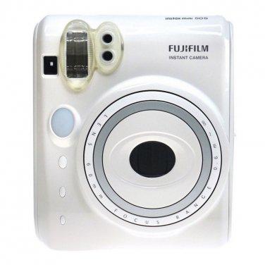 Piano White Colour FujiFilm Fuji Instax Mini 50S Instant Photos Films Polaroid Camera