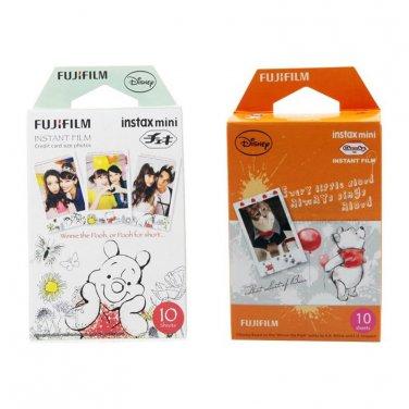 Winnie The Pooh FujiFilm Instax Mini, 30 Photos Polaroid 7S 8 25 70 90