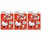 3 Packs Hello Kitty So cute! FujiFilm Instax Mini, 30 Photos Polaroid 7S 8 25 50S 70 X354