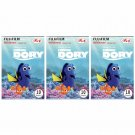 3 Packs Disney Pixar Finding Dory 2nd FujiFilm Instax Mini 30 Photos Polaroid 7S 8 25 50S 70 X356