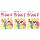 3 Packs Disney Princess FujiFilm Instax Mini 30 Photos Polaroid 7S 8 25 50S 70 X357