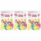 3 Packs Disney Princess FujiFilm Instax Mini 30 Photos Polaroid 7S 8 25 50S 70 X357